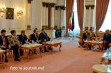 Grupul de prietenie cu România din Duma de Stat a Federaţiei Ruse, în vizită oficială la București
