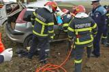 Tânăr din Sarichioi mort într-un accident rutier pe drumul dintre Tulcea şi Agighiol