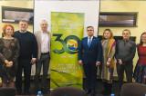 Leonte Ivanov, profesor universitar doctor, șeful Catedrei de Slavistică: Dublă lansare de carte la Iași