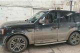 Range Rover dispărut în Germania, depistat de polițiștii de frontieră de la P.T.F. Negru Vodă