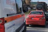 Copil de 10 ani rănit într-un accident de o șoferiță din Tulcea.