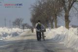 Județul Tulcea: se ridică restricția de circulație pe anumite tronsoane de drum național. 29 de localități nu au energie electrică