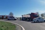 Accident rutier în localitatea Iazurile