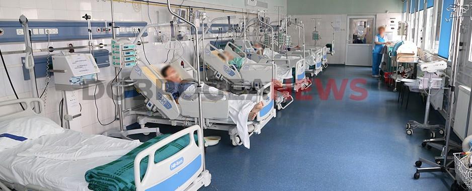 """Dr. Tudor Năstăsescu: """"La Spitalul Tulcea ne-am reorganizat, am reînceput internarea bolnavilor cu afecțiuni cronice, avem reguli clare pentru cei cu Covid"""""""