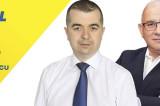 PNL a decis: Ștefan Ilie candidează pentru funcția de Primar al Municipiului Tulcea, George Șișcu, pentru președinția Consiliului Județean