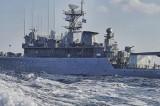 COVIDEX, un exercițiu desfășurat în Marea Mediterana de două grupări navale NATO, alcătuite din marinari militari din cinci țări