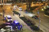 A INTRAT ÎN VIGOARE ORDONANȚA MILITARĂ nr. 2. Imagini din seara de 23 Martie 2020, centrul municipiului Tulcea