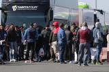 3.000 de cetățeni români și străini şi 800 de autovehicule, au trecut prin Vama Nădlac II sub supraveghere.