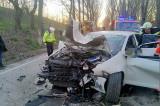 Accident rutier cu două victime pe DJ 222 între localitățile Tulcea și Agighiol