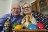 Vasile Gudu: Să fiți sănătoși, oameni buni, să fiți pregătiți pentru un nou început. Hristos a Înviat! Paște Fericit!