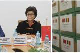 Horia Teodorescu: Ajutor important din partea Chinei-medici biologi pentru a demara procedura de testare iar Municipalitatea Suzhou a trimis deja primul ajutor constând în 40 de mii de măști de protecție