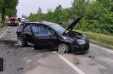 Accident cu 3 victime pe șoseaua Tulcea – Agighiol