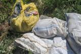 Braconaj piscicol: I-au confiscat 100 kilograme de peşte pescuit ilegal în lacul Razim şi plase monofilament