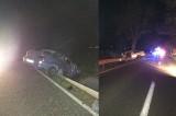 Un tânăr care-a consumat băuturi alcoolice s-a răsturnat cu mașina și a ajuns la spital