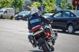Polițist constănțean de la rutieră accidentat în timp ce se deplasa cu semnalele acustice și luminoase către un… accident