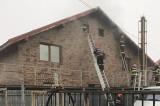 Incendiu la o casă din Tulcea