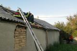 O bătrână din Slava Rusă a murit în casa care a luat foc de la o lumânare aprinsă