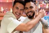 Mario Fresh și Jador au fost bătuți de un grup recalcitrant în proximitatea unui club în aer liber din Mamaia, pe litoralul românesc
