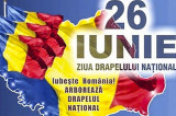 Drapelul tricolor a reprezentat şi reprezintă pentru români idealul de unitate şi independenţă naţională.