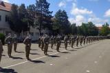 Ceremonia de depunere a jurământului militar a Școlii de Aplicație a Forțelor Navale de la Mangalia