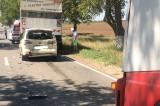 Accident în lanţ în intersecţia de la Cataloi şi o femeie ranită care a ajuns la spital