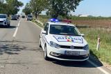 Bărbat de 62 de ani accidentat în apropierea intersecţiei de la Cataloi