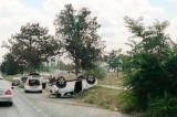 Accident cu victime pe drumul spre Constanța