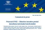 Proiectul EFIGE – Obiective inovative privind dezvoltarea turismului transfrontalier