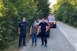 Doi tineri s-au rătăcit în Parcul Național Munții Măcin și a fost nevoie de acțiunea comună a pompierilor, polițiștilor și a jandarmilor