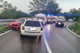 Accident rutier cu victime care au fost transportate de urgență la spital