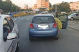 O șoferiță din Tulcea a accidentat un copil de 9 ani pe trecerea de pietoni