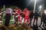O femeie de 51 de ani care a căzut într-o fântână a fost salvată de pompierii tulceni