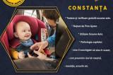 Săptămâna Siguranței Auto a Micului Pasager, 18 iulie 2020, la Constanța