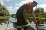 Un tânăr de 22 de ani s-a înecat în zona canalului Stipoc din Delta Dunării