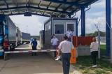 S-a deschis Trecerea Ro-Ro de la Isaccea (punctul internaţional de trecere a frontierei româno-ucrainiene pentru pasageri şi marfă în regim de bac între localităţile Isaccea (România) şi Orlovka (Ucraina). Vezi program și taxe