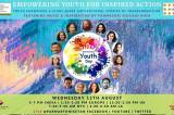 Felicitări pentru tinerii de pretutindeni care se implică activ pentru schimbarea lumii în bine, promovând valorile și principiile corecte. De voi depinde cum va fi ziua de mâine.