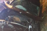 Accident  cu trei victime pe centura municipiului Tulcea