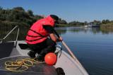 Un turist este căutat în zona canalului Șontea Lată, lângă lacul Fortuna, unde a dispărut în urmă cu patru ore