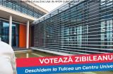 Înființăm la Tulcea un Centru Universitar Internațional de specialitate cu laboratoare de cercetare în Delta Dunării, Munții Măcin, zone Natura2000 din județul Tulcea și din cele limitrofe