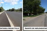 Modernizare infrastructură de transport regional pe traseul Vișina-Ceamurlia de Sus. Noi construim, alții doar vorbesc despre ceea ce noi facem deja.