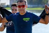 """Sorin Andrici a alergat 183 de kilometri şi a obținut locul I la ultramaratonul """"Alerg pentru autism 24 de ore"""""""