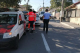 O șoferiță a  accidentat un copil de 6 ani pe o stradă din Municipiul Tulcea