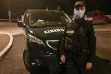 Jandarmii tulceni au efectuat acțiuni de control privind respectarea măsurilor de prevenire Covid19  și au aplicat amenzi de 19.000 lei