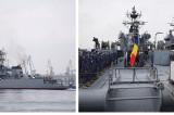 A VI-a misiune NATO, executată de militarii din Forțele Navale, în anul 2020 (România, Grecia, Italia, Spania)