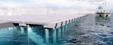 S-a semnat contractul de finanțare pentru modernizarea Portului Sulina, Perimetrul 1 – Zona liberă din orașul răsăritului de soare