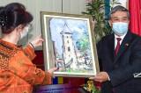 Vizită a Excelenței Sale, domnul Dang Tran Phong, ambasador extraordinar și plenipotențiar al Republici Socialiste Vietnam la 70 de ani de relații diplomatice