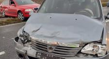 Cinci persoane (doi copii) au ajuns la spital în urma unui accident rutier pe drumul Tulcea-Babadag