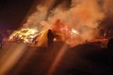 Incendiu la o gospodărie din Ceamurlia de Sus