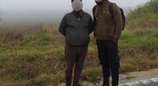 Doi marocani intrați ilegal în țară, descoperiți în apropierea Mănăstirii Dervent de frontieriștii constănțeni