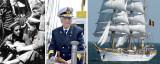 """Decanul de vârstă al Marinei Militare a împlinit venerabila vârstă de 102 ani. A participat la primul marș de instrucție al navei-școală """"Mircea"""", desfășurat în anul 1939"""